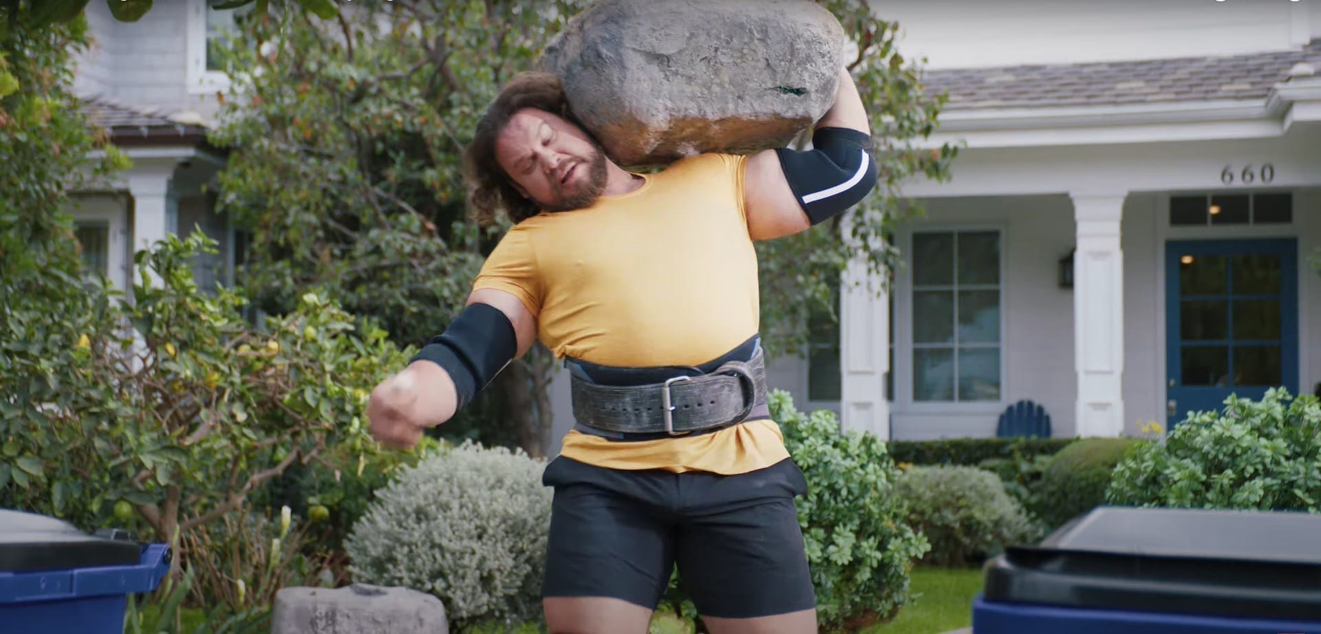 Worlds Strongest Man GEICO