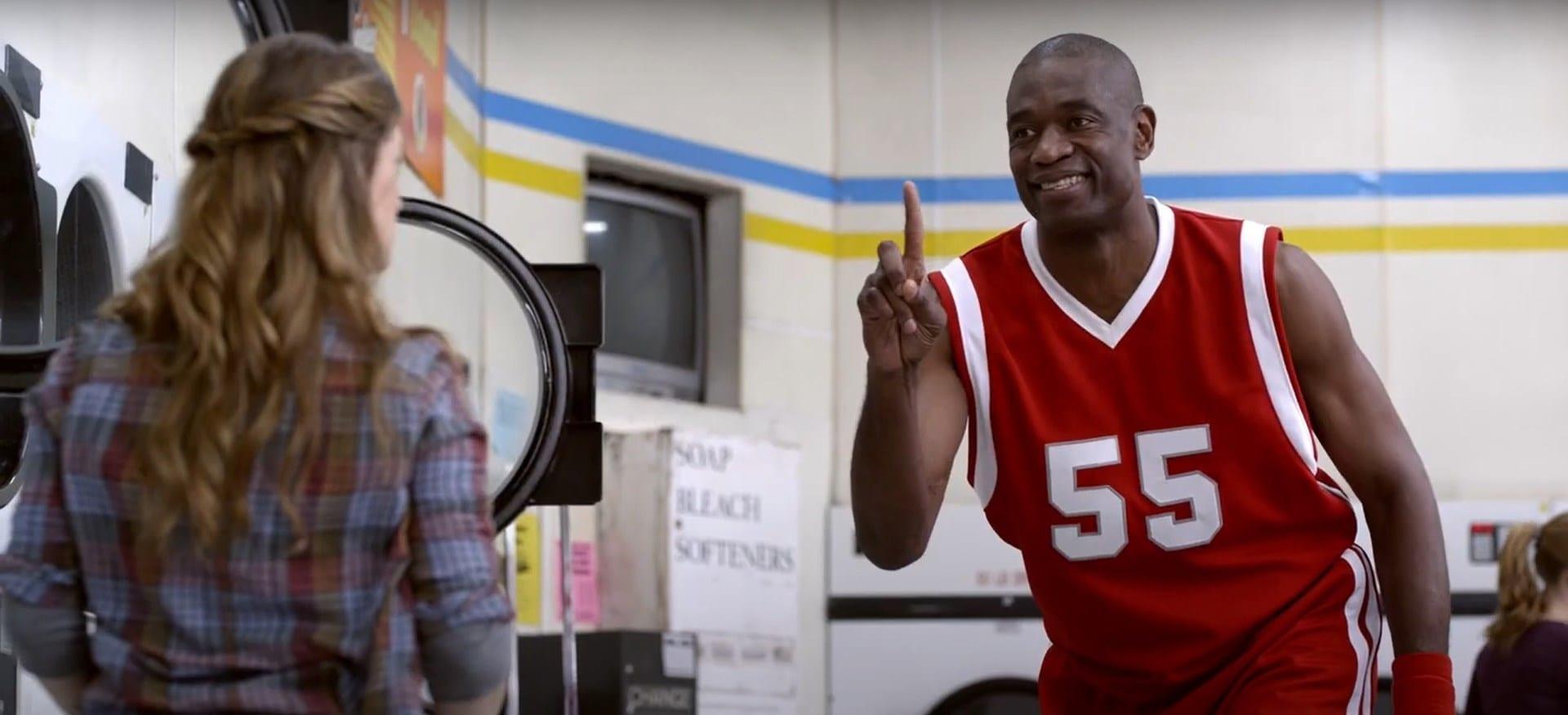 advert Dikembe Mutombo Blocks Your GEICO Insurance video