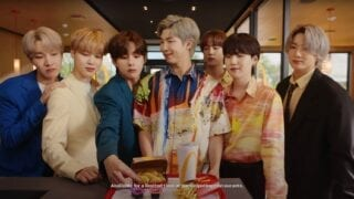 The BTS Meal is here