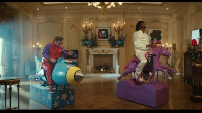 Uber Eats Lil Nas and Elton John