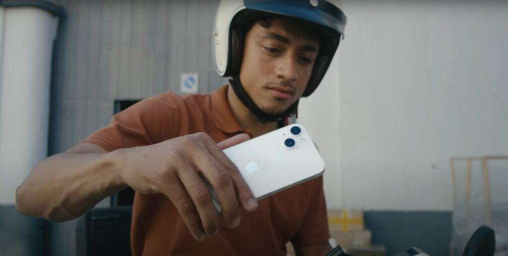 iphone 13 advert