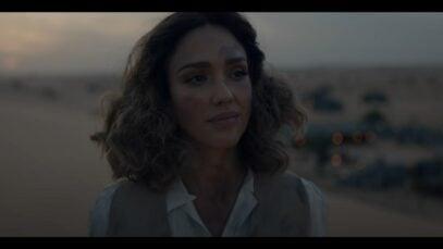Dubai Jessica Alba Zac Efron