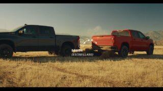 Chevrolet Cueca chile advert
