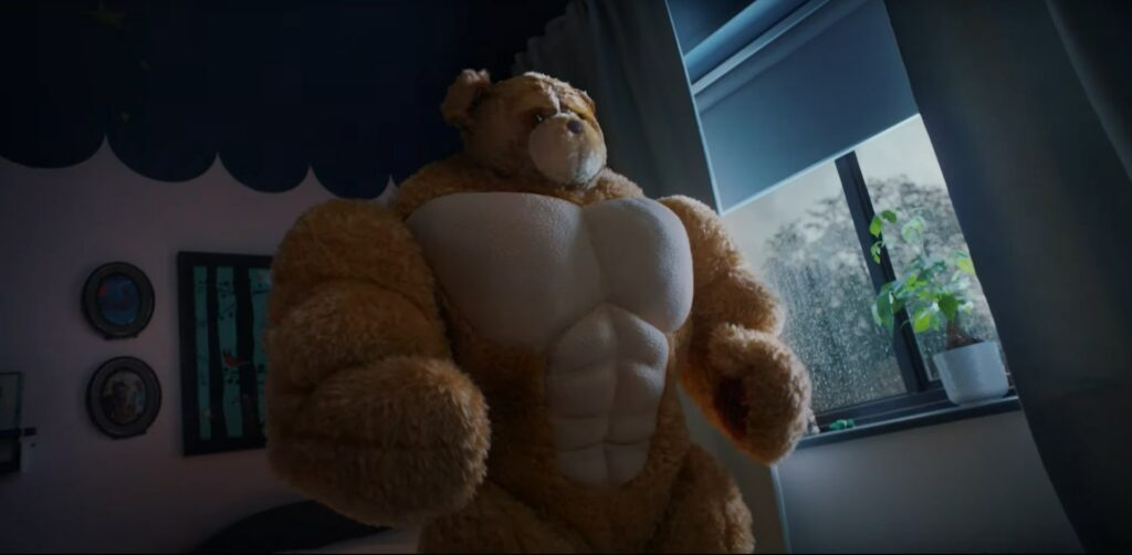 IKEA Buff bears